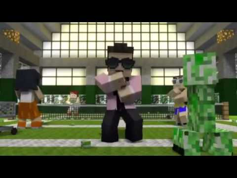 CaptainSparklez Minecraft Style Song.