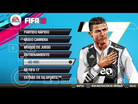 FIFA 19 PPSSPP Android Offline 600MB Best Graphics