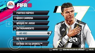 Fifa 19 Ppsspp Android Offline 600mb Best Graphics Youtube