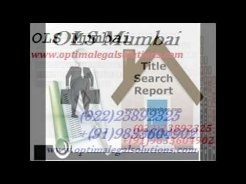 EXPERT ADVOCATE FOR TITLE SEARCH REPORT