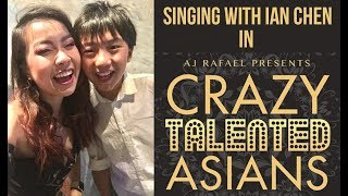SINGING WITH CRAZY TALENTED ASIANS?! (feat. IAN CHEN)