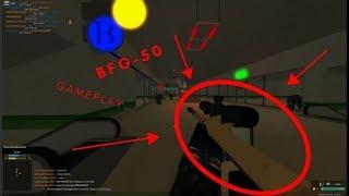 BFG-50 GAMEPLAY - Roblox Phantom Forces (METRO)