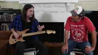Hard Rock Licks In The Style Of Van Halen and Ratt - Guitar Lesson - Guitarist Ryan Wariner