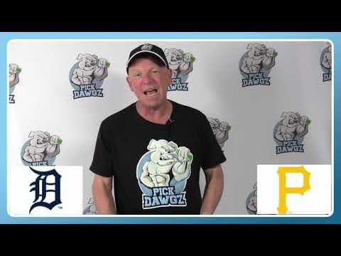 Pittsburgh Pirates vs Detroit Tigers Free Pick 8/8/20 MLB Pick and Prediction