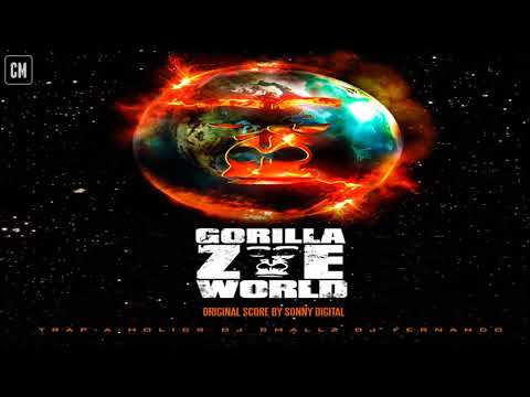 Gorilla Zoe - Gorilla Zoe World [FULL MIXTAPE + DOWNLOAD LINK] [2012]