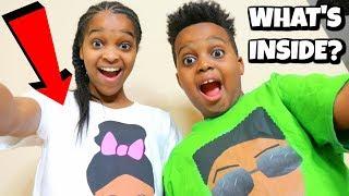 WHAT'S INSIDE!? - Onyx Kids