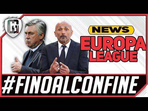 INTER E NAPOLI IN EUROPA LEAGUE 😂