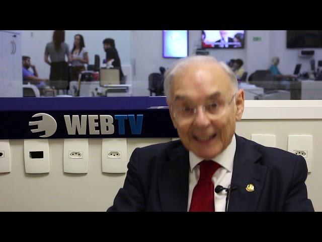 e-webtv com senador Arolde - parte 2