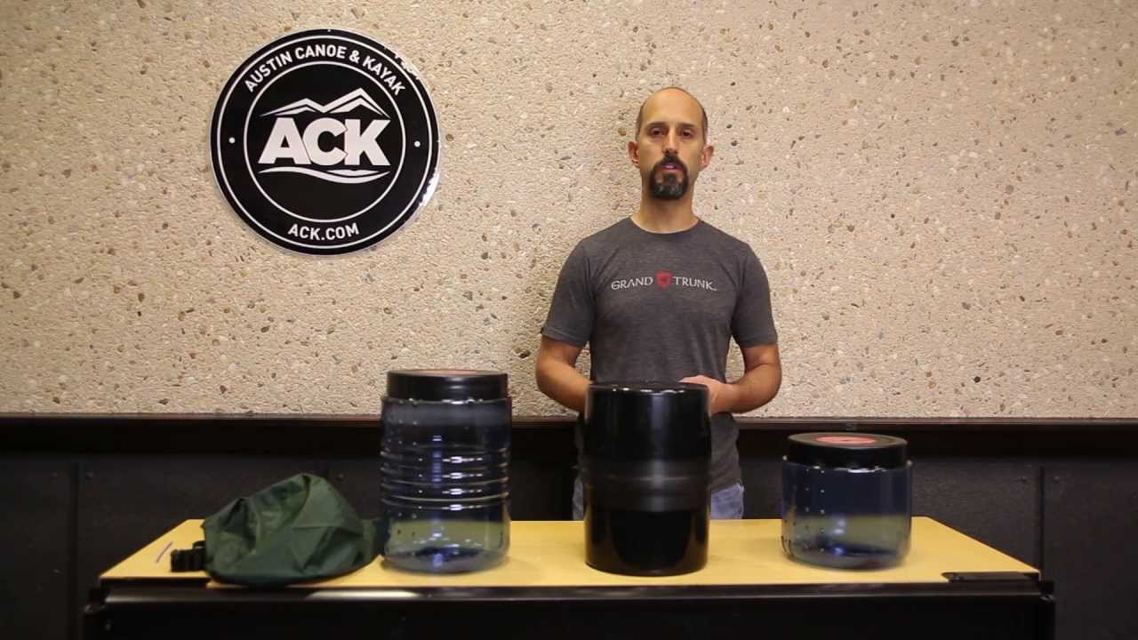 In Focus: Bear Proof Containers