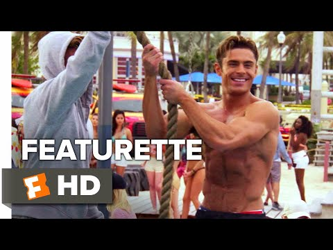 Thumbnail: Baywatch Featurette - Stunts and Training (2017) | Movieclips Extras