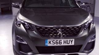 What Car? Safety Award 2017 - Highly Commended Peugeot 3008