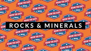 Rocks & Minerals - Kid Friendly Educational Earth Science Video for Elementary Students