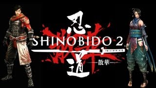 Shinobido 2 Revenge of Zen Ps vita