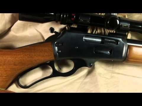 Rock Paracord - Marlin Firearms Model 336CS - Review & Demo