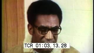 Bill Cosby 1968 Standing With Eartha Kitt After She Shut Down 1st Lady Johnson's Bullshit