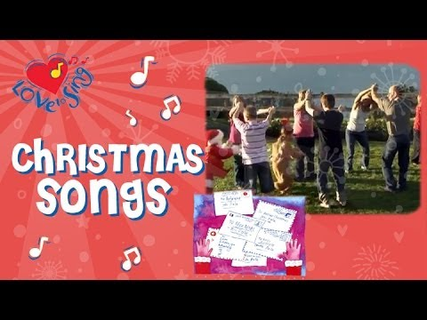 In France they Have Pere Noel   Kids Christmas Sing & Dance Song   Children Love to Sing
