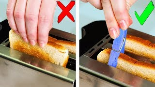 54 SMART LIFE HACKS THAT WILL MAKE YOUR LIFE EASIER