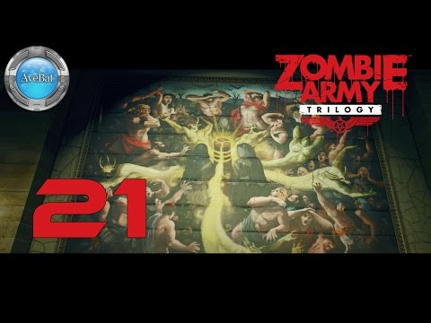 Zombie Army Trilogy part 21 Back to Berlin Tower of Hellfire I