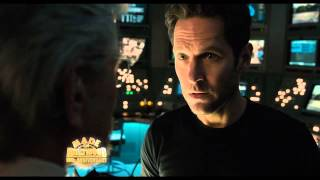 'Ant-Man': Paul Rudd, Michael Douglas, Peyton Reed