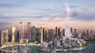 Dubai Creek Harbour Introduces The Tower