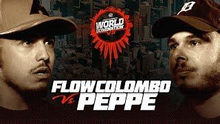 KOTD - Flow Colombo vs Peppe   #WD7