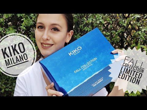 KIKO NEW FALL COLLECTION proviamo insieme la nuova collezione Limited Edition