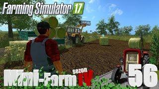 """Farming Simulator 17 Mini-Farm #56 - """"Zobacz co cieciu narobiłeś"""""""