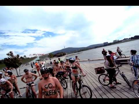 WNBR 2010 Canberra — the movie