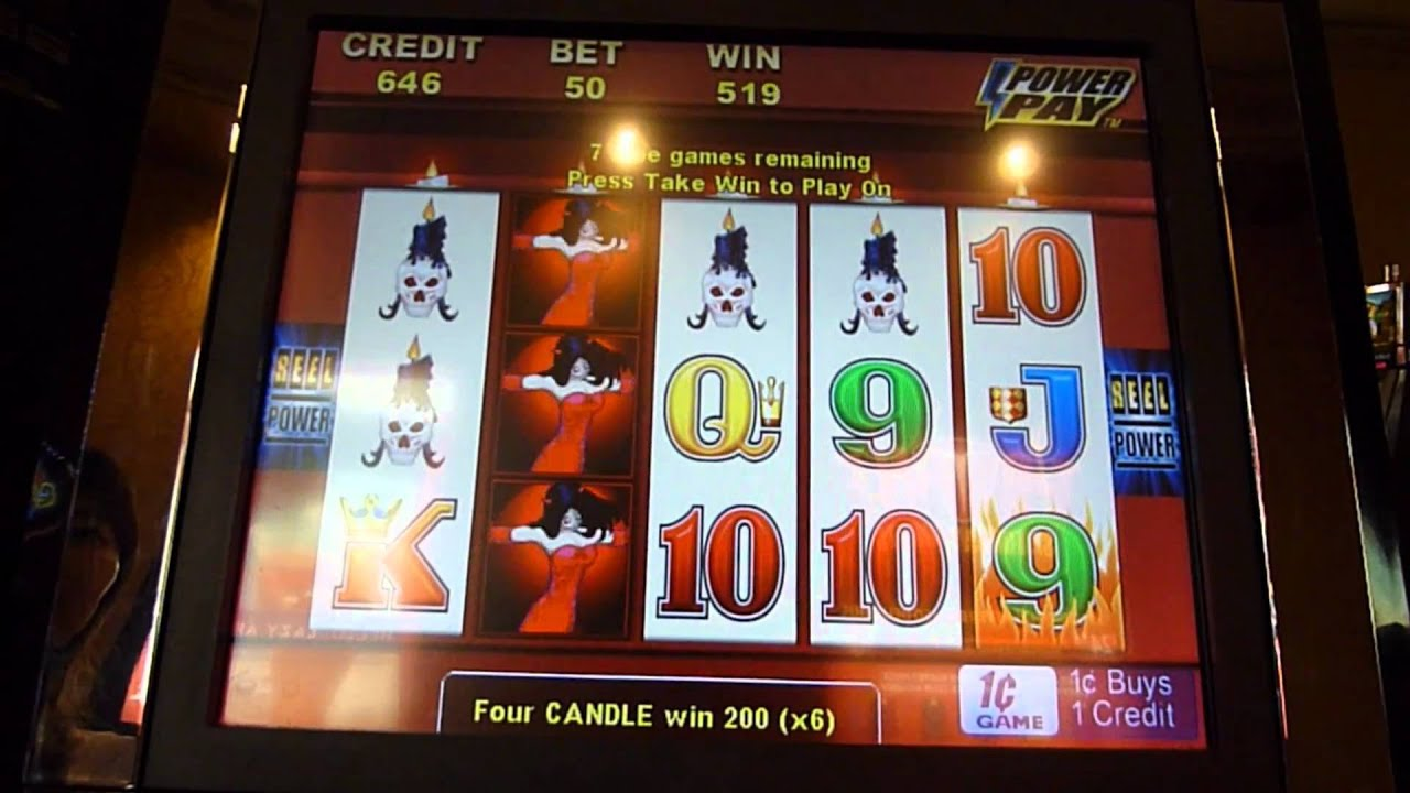 winnings slot machine bonus