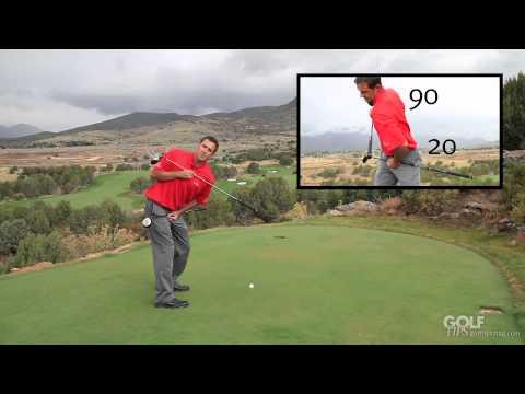 Golf Tips Magazine: The X-Factor