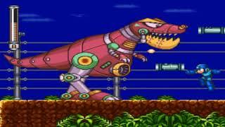 Mega Man 7 ( Türkçe ) bölüm 4: zıp zıp