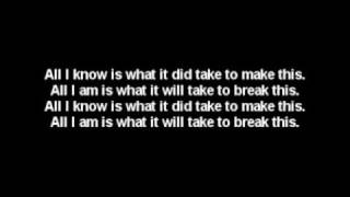 Thousand Foot Krutch RAWKF ST lyrics