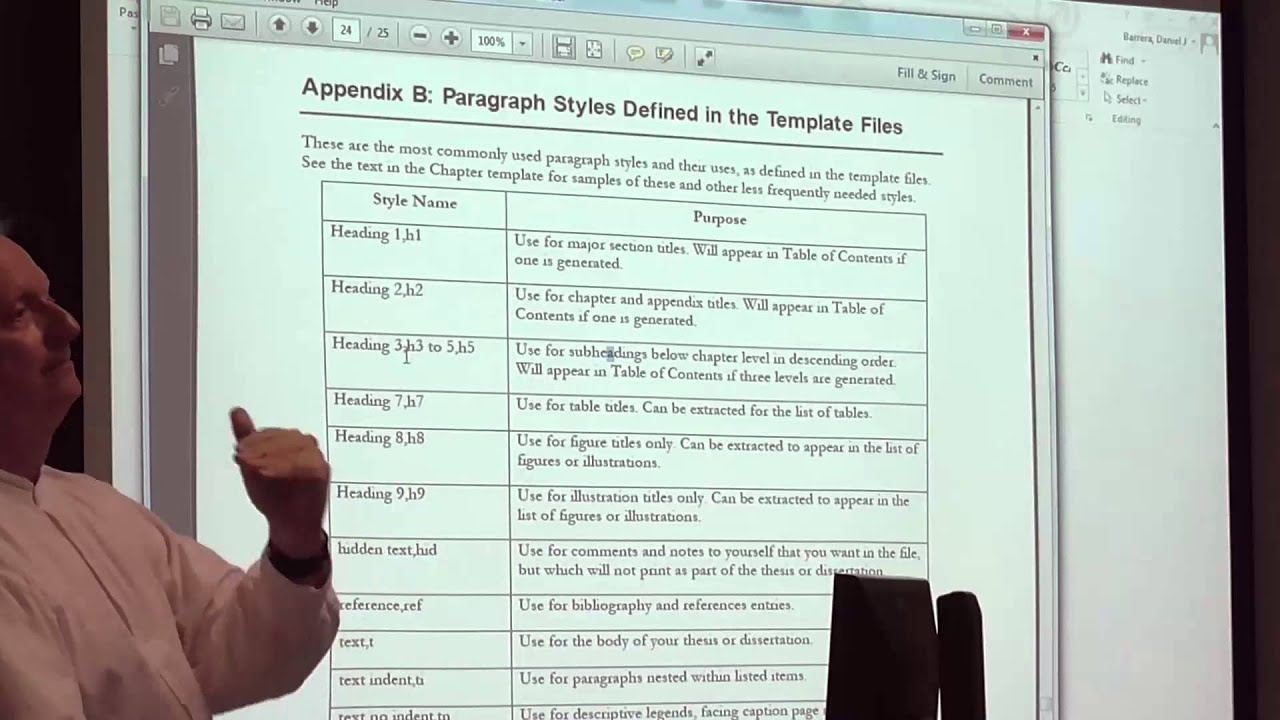 Thesis/Dissertation Templates Workshop - YouTube