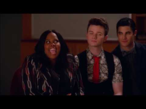 Glee - Final glee club meeting with Will 6x13