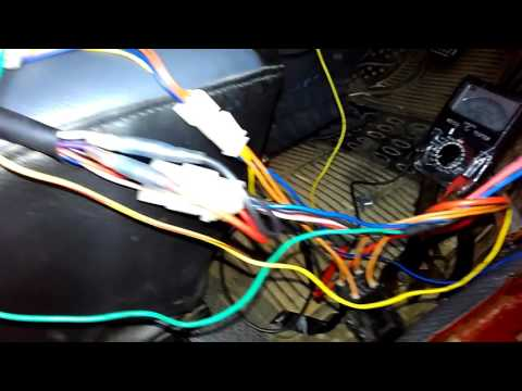xenos car center lock systam