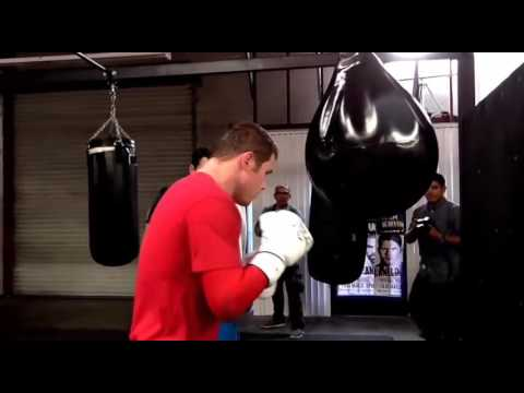 For First Time Canelo Shares His Daily Routine During Camp As He Gets Ready For GGG EsNews Boxing