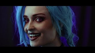 Get Jinxed | League of Legends - cover by WØnder
