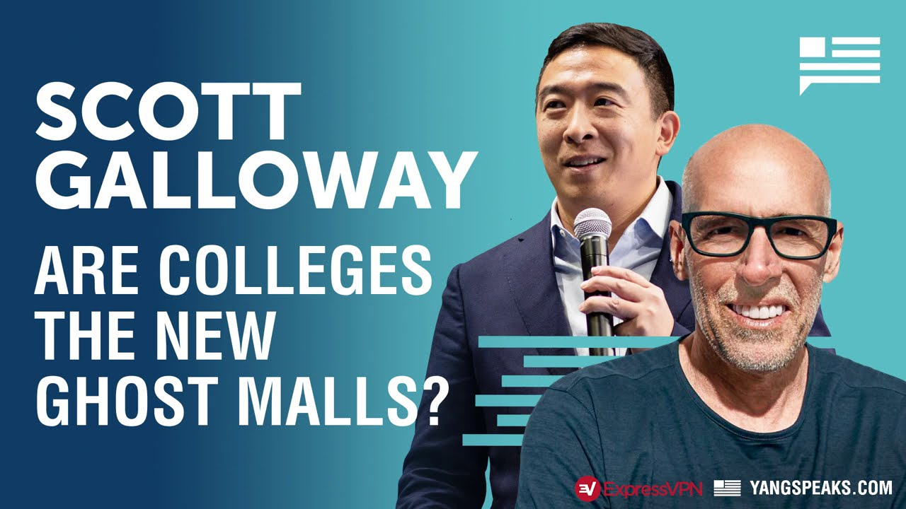 College shouldn't be a luxury brand: Scott Galloway joins