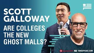 College shouldn't be a luxury brand. Scott Galloway joins.