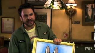 Charlie Kelly, 'ridiculous'