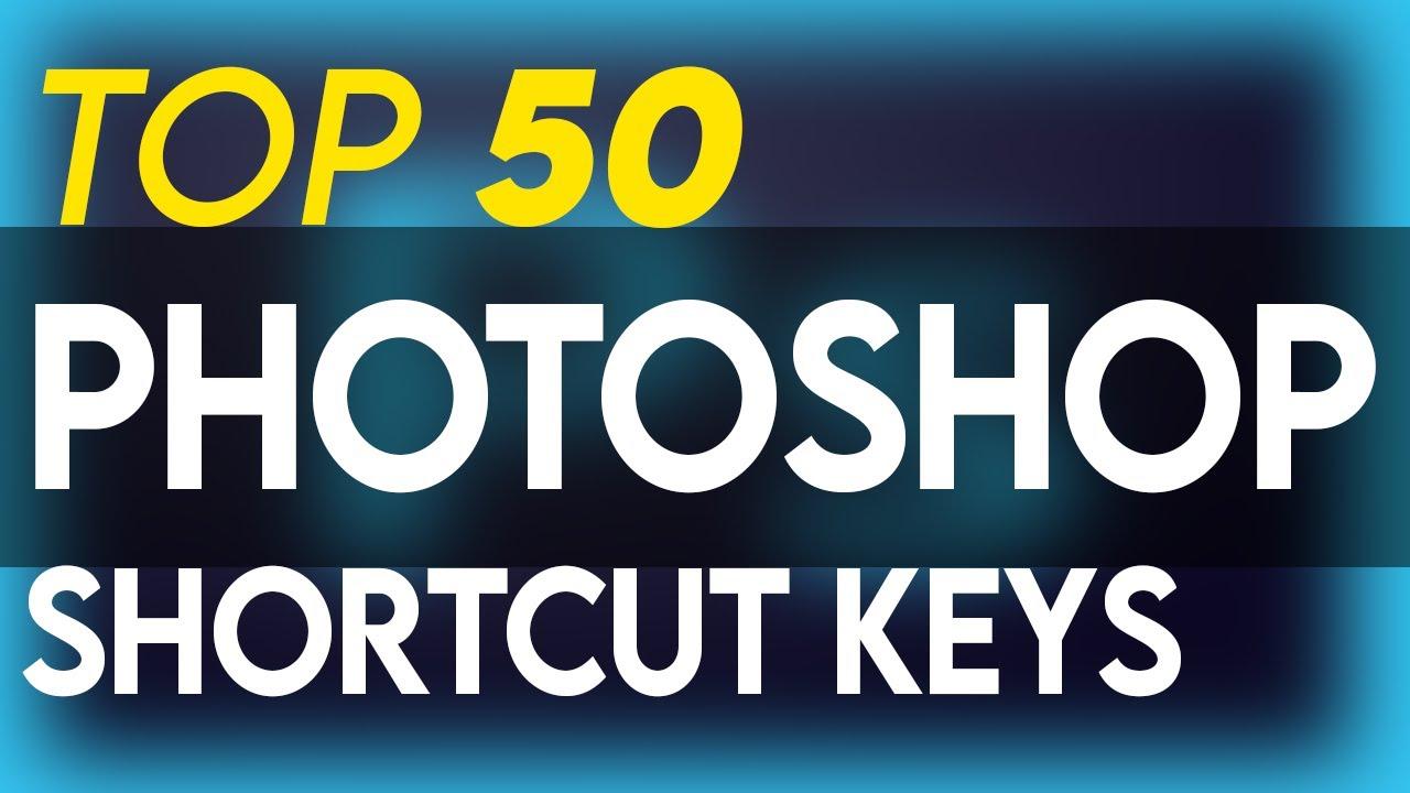 Photoshop Shortcut Key list in Hindi