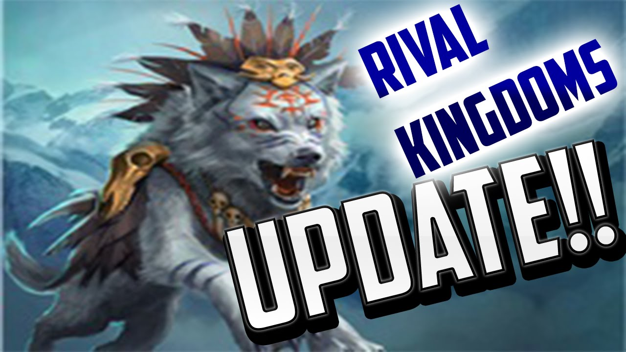 Rival Kingdoms Update || The Arena + Banemaw Event [german