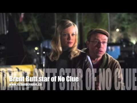 """Brent Butt Interview """"No Clue"""" Interview"""