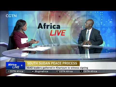 Intrigues surrounding the South Sudan peace deal