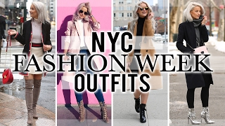 4 WINTER TO SPRING OUTFITS: What I Wore In NY
