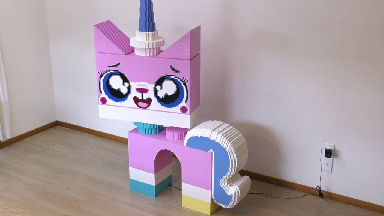 LEGO Unikitty Lifesize International