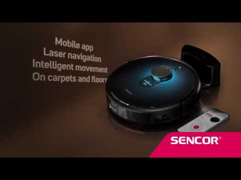 Sencor Robotic vacuum cleaner