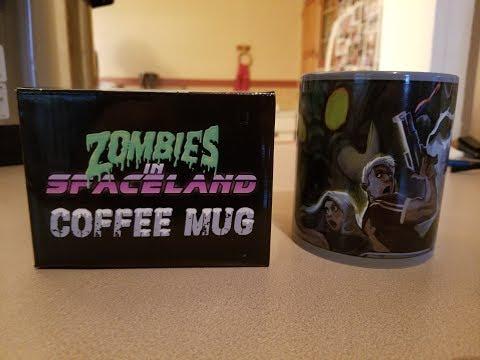COD: Zombies in Spaceland Coffee Mug?!