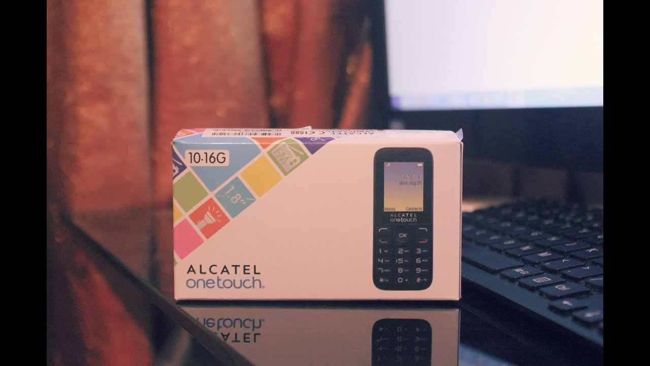 Alcatel OneTouch 10.16G - UNBOXING & REVIEW!