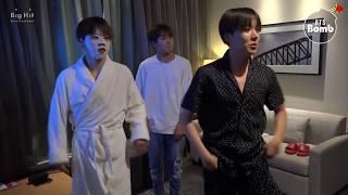 613 BTS HOME PARTY Bonus Clip 2 - Unit stage '삼줴이(3J)' - BTS (방탄소년단)